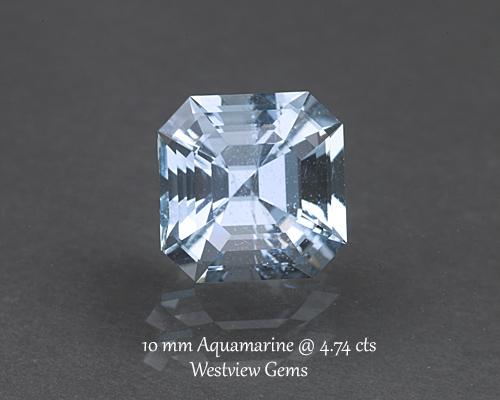 4.75 ct. Aquamarine