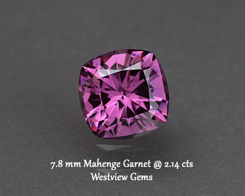 2.11 ct. Garnet