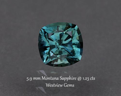 1.23 ct. Sapphire