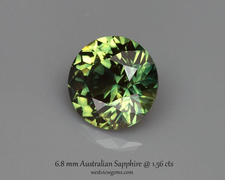 1.56 ct. Sapphire