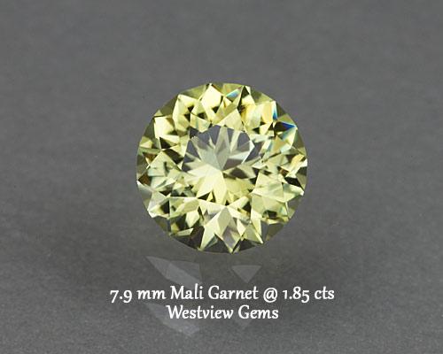1.85 ct. Garnet