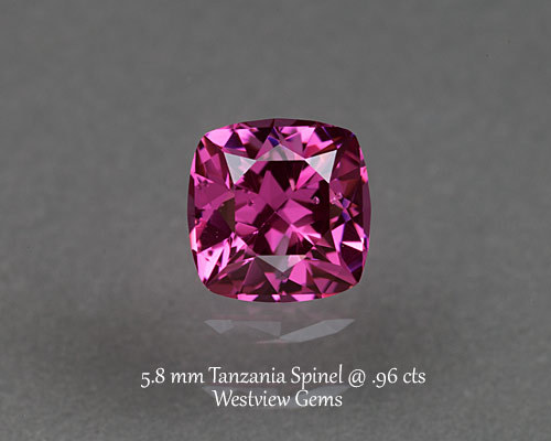 0.96 ct. Spinel