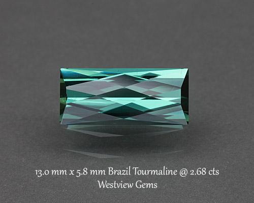 2.68 ct. Tourmaline