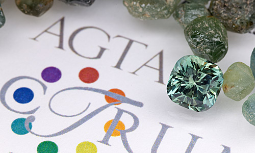 2016 AGTA Spectrum Award Winner
